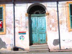 The door of peace