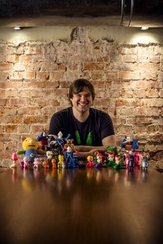 Toymaker Shane Haddy - featured in the Adelaide* magazine August issue - check out his toys at hintsandspices.com