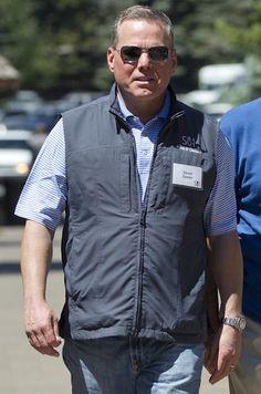 David Zaslav Men's Lightweight Vest
