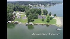 Howard Ohio, Knox County Ohio, Mount Vernon Ohio, Sam Miller, Lake Homes, Apple Valley, Close Proximity, Lots For Sale, Birds Eye View
