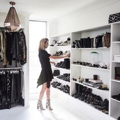 d.r.e.a.m. closet  that's the same my closet will look like... all black ^^