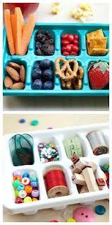 Sensory meals & object tray
