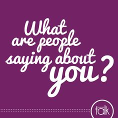 Your brand is what people say about you when you're not in the room. Are you happy with yours? tena.cious made a switch + it completely changed the biz.  #tenacioustalk #tenatalksalot #blogpost #bizblog #entrepreneur #bizowners #whatarepeoplesaying