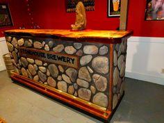 Stone front bar using EHBP-01 bar plan set