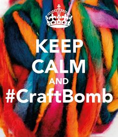Volunteer arts week Yarn Bombing, Crafty, Knitting, Creative, Fun, Inspiration, Biblical Inspiration, Tricot, Breien