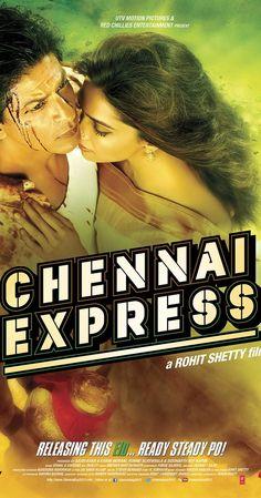 Pictures from the Hindi movie Chennai Express, starring Shah Rukh Khan, Deepika Padukone, Nikitin Dheer, Priya Mani and directed by Rohit Shetty. Chennai Express, Soundtrack, Shah Rukh Khan Movies, Shahrukh Khan, Srk Movies, Watch Movies, Rohit Shetty, Hindi Movies Online, Film Releases