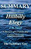 Free Kindle Book -   Summary - Hillbilly Elegy: Book by J. D. Vance - A Memoir of a Family and Culture in Crisis (Hillbilly Elegy - A Memoir of a Family and Culture in Crisis ... - Book, Paperback, Hardcover, Audible 1)