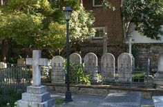 Downtown Cemetary