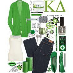 Kappa Delta Fashion