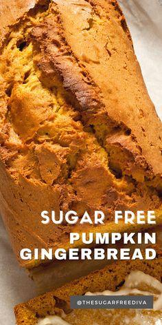 Sugar Free Deserts, No Sugar Desserts, Sugar Free Treats, Sugar Free Cookies, Sugar Free Diet, No Sugar Foods, Sugar Free Recipes, Sugar Free Glaze Recipe, Sugar Free Icing