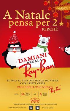 Ottica Damiani Regala Ray Ban - https://www.otticadamiani.com/ottica-damiani-regala-ray-ban/