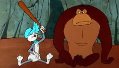 Check out all the awesome bugs bunny gifs on WiffleGif. Including all the looney tunes gifs, daffy duck gifs, and the looney tunes show gifs.