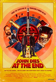 John Dies at the End 2012