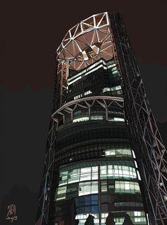 #종로타워빌딩 #jongno tower