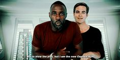 Love Idris!