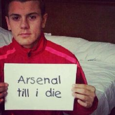 """Arsenal till i die"", Super Jack"