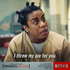 Now that's what we call real love. ‪#‎OITNB‬