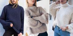 15 pulls que l'on a envie de se tricoter
