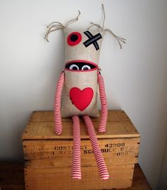 Zip Monster - by RedStitchDesigns on madeit