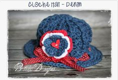 Chunky Summer Brim Hat - Denim Brim Hat, Beanie Hats, Crochet Accessories, Boy Or Girl, Crochet Hats, Colours, Texture, Denim, Summer