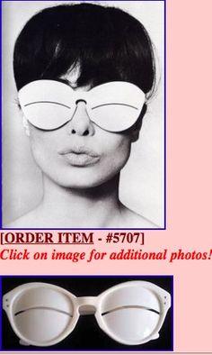 What's It Worth? Vintage Courreges Eskimo Sunglasses For $1250.00
