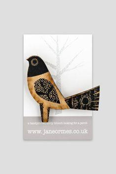 Jane ormes bird