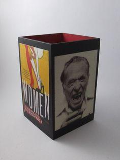 Porta-lápis Charles Bukowski - Paper St.