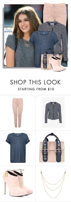 """""""*Business Woman"""" by breathing-style ❤ liked on Polyvore featuring M&Co, Sweaty Betty, Vivienne Westwood, Tom Ford, David Yurman and Colette Jewelry"""
