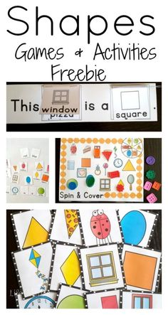It's so fun to watch children build confidence when they are learning their shapes. Everywhere that they go, they notice shapes. Rectangles on the bricks of houses, squares on the sidewalk, triangles on the pizza… Talking about it can be a real time-filler! Great for passing the time on car rides or waiting in a …