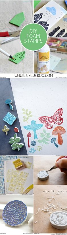 DIY Stamps Patterns