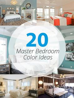 The master bedroom as any part of your home deserves to get full attention when it comes to details and design. It should have a relaxing and leisurely atm