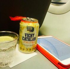 El #momentovichy de @Tornadomgt en un vuelo de Vueling