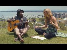 Joss Stone in Mozambique doing a collaboration with Deltino Guerreiro - YouTube