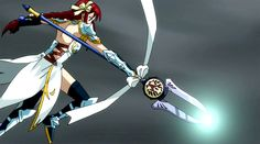 Lightning Empress Armor - Fairy Tail Wiki, the site for Hiro Mashima's manga and anime series, Fairy Tail.