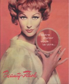 Chen Yu cosmetics advertisement, 1958