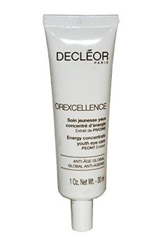 Decleor Orexcellence Energy Concentrate Youth Eye Care (Salon Size) for sale online Eye Contour, Eye Cream, 1 Oz, Salons, Youth, Perfume, Personal Care, Eyes, Childcare