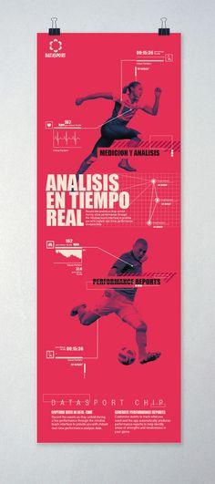 DataSport Chip by Boris Vargas Vasquez Best Banner Design, Information Graphics, Book Design, Infographics, Branding, Graphic Design, Lettering, Behance, Prints