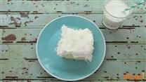 You might want to forget the filling and just munch on the fabulous coconut crust. And it 's so simple to make. Coconut and melted butter are combined and pressed into the bottom of a 9-inch pie plate. Bake for 15 minutes, cool and fill with your favorite pie stuff.