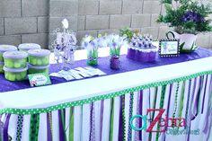 Tinker Bell Party Garland Fairy Party by atozebracelebrations, $45.99