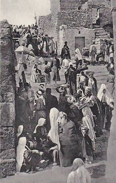 Bethlehem - بيت لحم : PALESTINE - Bethlehem, 1890s (early 20th c.) 24