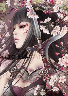☆ Detail Art -::- Artist Zhang Xiao Bai ☆