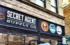 826Chi Secret Agent Supply Co