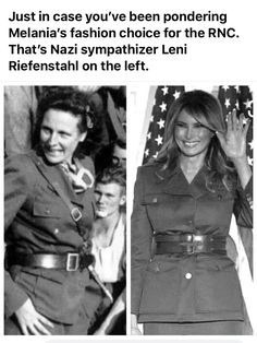 Leni Riefenstahl, Thing 1, Feminism, Just In Case, Donald Trump, Shit Happens, Sayings, People, Vote Quotes