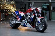 Custom Yamaha V-Max | Flickr - Photo Sharing!