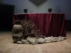 Image result for Catholic Church Lent Decorations