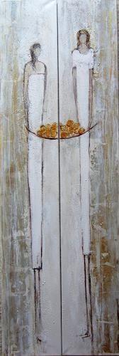 """Rose Lamparter, """"Obsttag"""" (3) Mit einem Klick auf """"Als Kunstkarte versenden"""" versenden Sie kostenlos dieses Werk Ihren Freunden und Bekannten."""