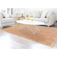 The versatility of the Lassiter rug makes decorating a snap. Neutral tones combined with a splash of color create fresh foundations with plenty of pop. The loop and cut pile accentuates the vibrant hues. This casual rug showcases a  solid pattern.