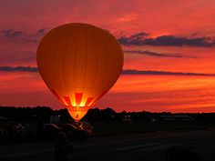 Battle creek Michigan Balloon Fest