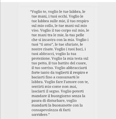 Voglio Te ❤ Jolie Phrase, Italian Quotes, Wonder Quotes, Sad Life, All You Need Is Love, Sentences, Falling In Love, Quotations, Tattoo Quotes