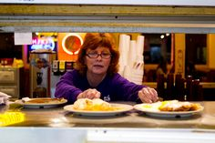Hi-Way Diner waitress overcomes alcoholism, seeks to help others